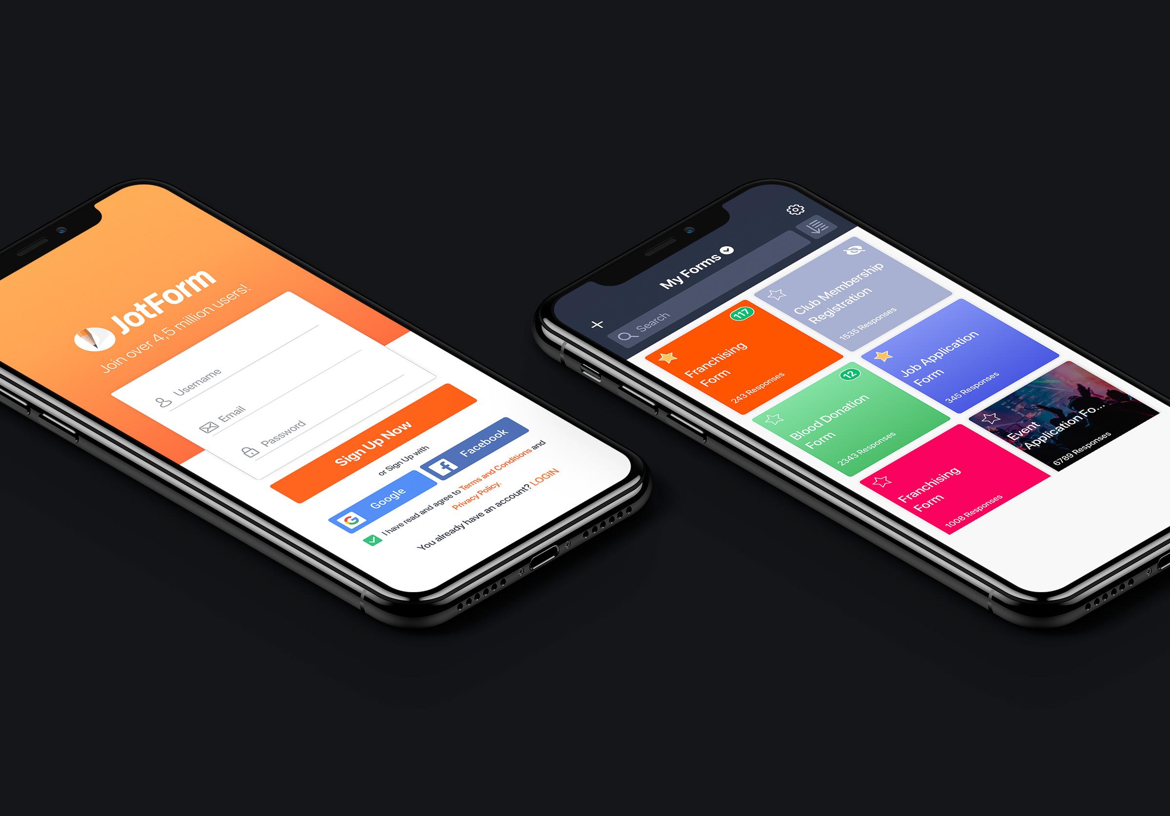 JotForm Mobile – Case Study